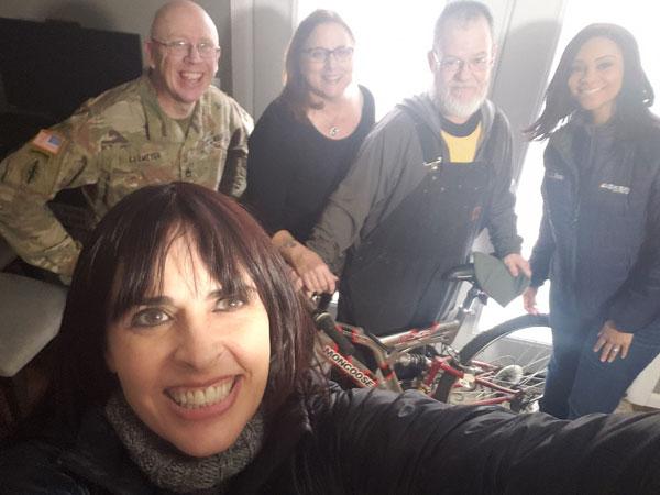 passageways team with veteran