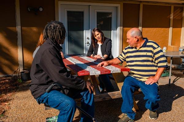 safe place for veterans